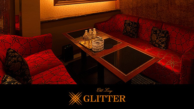 GLITTER(グリッター)北新地の店内内装写真02