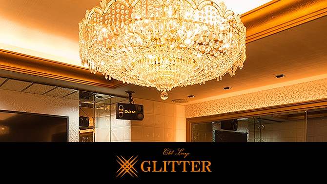 GLITTER(グリッター)北新地の店内内装写真04