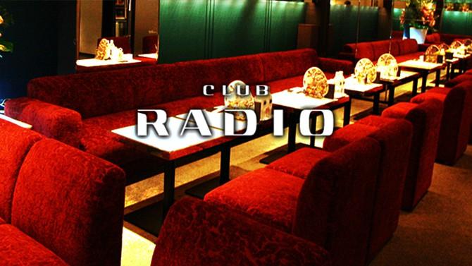 CLUB RADIO(クラブラジオ)北新地の店内内装写真02